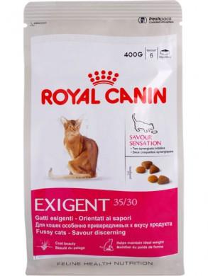 Корм Royal Canin Exigent 35/30 Savoir Sensation 10кг