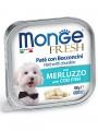 Консервы Monge Dog Fresh для собак с треской (100 г)