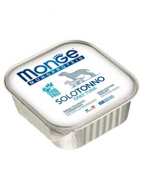 Консервы Monge Dog Monoproteico Solo для собак паштет из тунца (150 г)