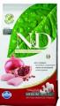 Беззерновой корм Farmina N&D Chicken & Pomegranate Adult Dog для собак с курицей и гранатом (12кг)