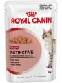 Влажный корм Royal Canin Instinctive в соусе (85гр)
