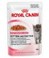 Влажный корм Royal Canin Kitten Instinctive для котят, желе (0,085 кг)
