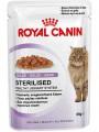 Влажный корм Royal Canin Sterilised, желе (85гр)
