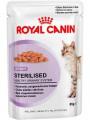 Влажный корм Royal Canin Sterilised, соус (85гр)