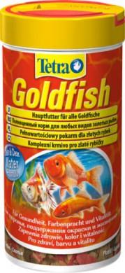 TetraGoldfish корм в хлопьях для всех видов золотых рыбок 250 мл