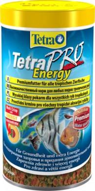 TetraPro Energy Crisps корм-чипсы для всех видов рыб для дополнительной энергии 500 мл