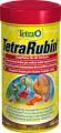 Корм TetraRubin в хлопьях для улучшения окраса всех видов рыб (250 мл)