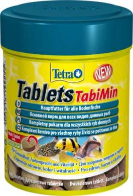 TetraTabletsTabiMin корм для всех видов донных рыб 275 таб.