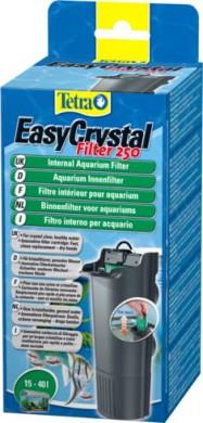 Tetra EasyCrystal 250 внутренний фильтр для аквариумов 15-40 л