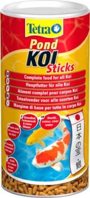 Tetra Koi Sticks основной корм для кои палочки 1 л