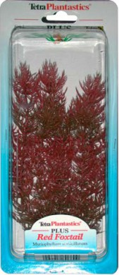 Tetra Plantastics искусственное растение Перистолистник красный M