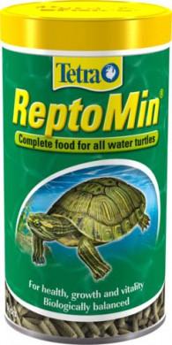 Tetra ReptoMin корм в палочках для водных черепах 500 мл