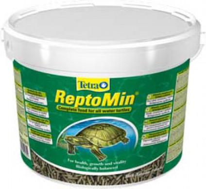 Tetra ReptoMin корм в виде палочек для водных черепах 10 л (ведро)