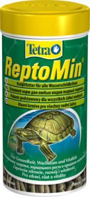 Tetra ReptoMin корм в виде палочек для водных черепах 250 мл
