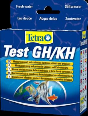 Tetra Test GH+KH тест на жесткость пресн/море 2х10 мл