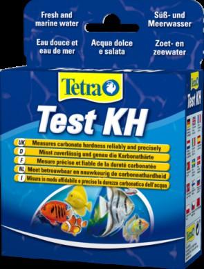 Tetra Test KH тест на карбонатную жесткость пресн/море 10 мл