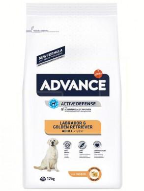 Корм Advance Labrador Retriever для лабрадоров (12кг)