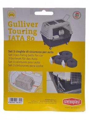 Автомобильные ремни безопасности для переноски Gulliver Touring (3шт)