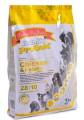 Беззерновой корм Frank's ProGold Chicken&Potato 28/10 для собак с курицей и молодым картофелем