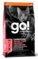 Беззерновой корм GO! Carnivore GF Salmon+Cod для котят и кошек с лососем и треской