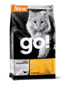 Беззерновой корм Go! Natural Holistic Sensitivity + Shine Grain Free Duck Cat Recipe для котят и кошек с уткой