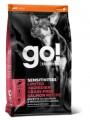 Беззерновой корм GO! Natural Holistic Sensitivity + Shine Salmon Dog Recipe, Grain Free, Potato Free