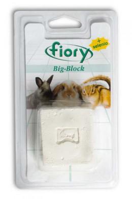 Био-камень для грызунов Fiori Big-Block с селеном 100 г
