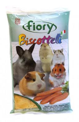 Бисквиты для грызунов Fiory Biscottelli с морковью 30 г