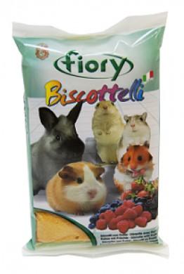 Бисквиты для грызунов Fiory Biscottelli с ягодами 30 г