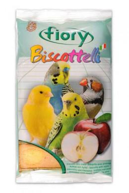Бисквиты для птиц Fiory Biscottelli с яблоком 30 г