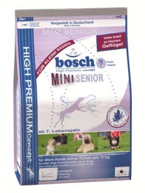 Сухой корм Bosch Mini Senior