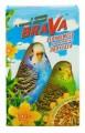 Брава корм для попугаев орех+морская капуста  500гр