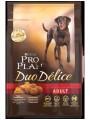 Cухой корм Pro Plan Duo Delice для собак с говядиной