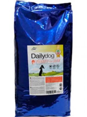 DailyDog Adult Medium & Large Breed Turkey and Barley