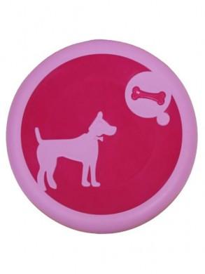Диск для игры с собакой (23,6*21,9*2см)
