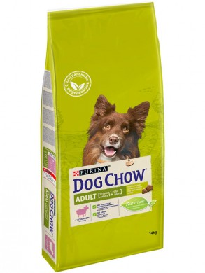 Dog Chow Adult With Lamb