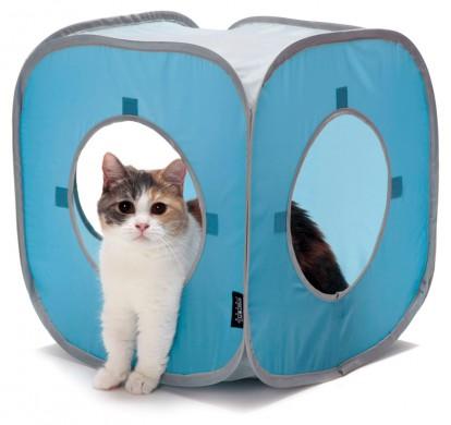 "Домик для кошек ""Кубик Рубик"" (38*38*38)"