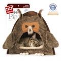 Домик для кошек и собак GiGwi Сова 40*45 см