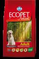 Корм Ecopet Natural Adult Medium для взрослых собак средних пород (12кг)