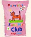 Наполнитель Pretty Cat Euro Mix CLUB (110л/20кг)