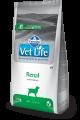 Ветеринарный корм Farmina Vet Life Renal для собак с почечными заболеваниями  (12кг)