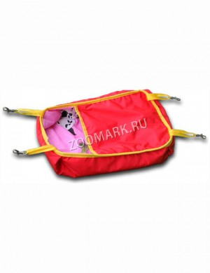 Гамак-кроватка для шиншилл и хорьков