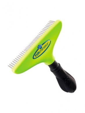 Гребень FURminator Rake зубцы вращающиеся 18 мм