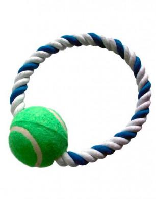 Игрушка Baddy аппорт кольцо с мячом R1060