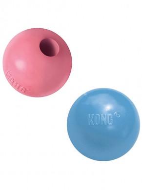 Игрушка для щенков Kong Puppy Мячик под лакомства (6 см)