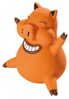 Игрушка для собак Hunter Smart игрушка для собак Свинка Руди, латекс (10 см)