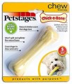 Игрушка для собак Petstages Chick-A-Bone косточка с ароматом курицы, малая 11 см