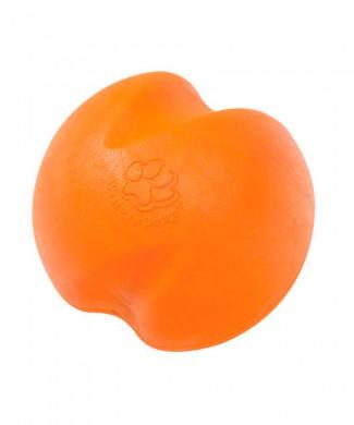 Игрушка для собак Zogoflex Jive мячик L 8 см оранжевый