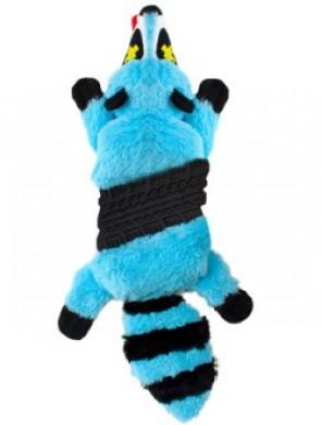 Игрушка-шкурка для собак Roadkillz Енот голубой (50 см )