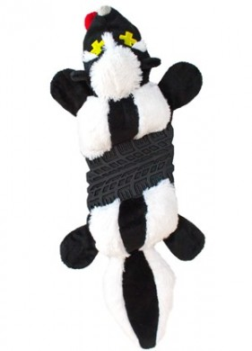 Игрушка-шкурка для собак Roadkillz Скунс 50 см